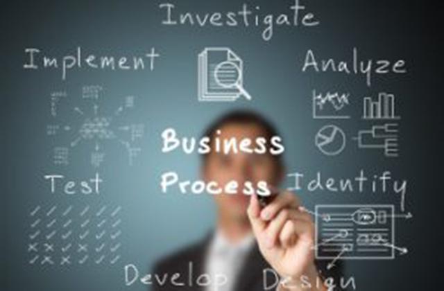 continuous process improvement methodology map